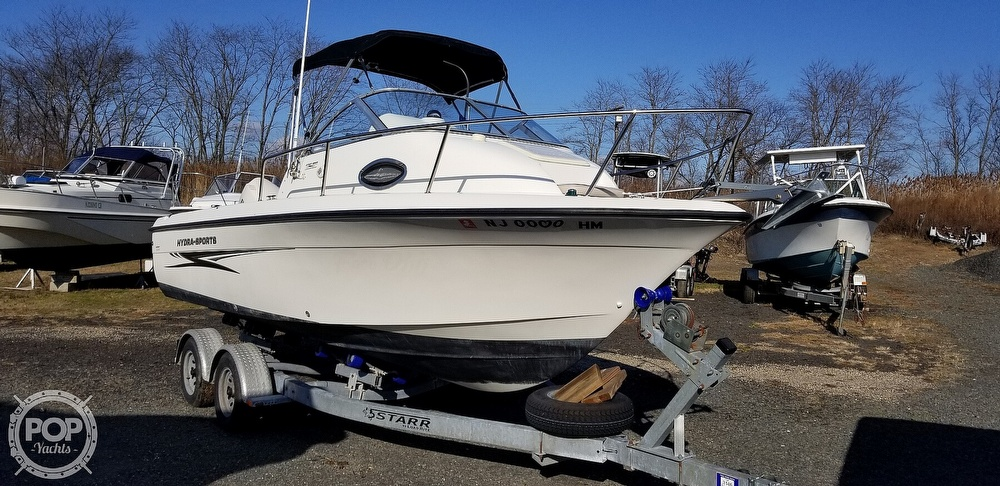 2008 Hydra-Sports boat for sale, model of the boat is 212 WA Lightning & Image # 6 of 40