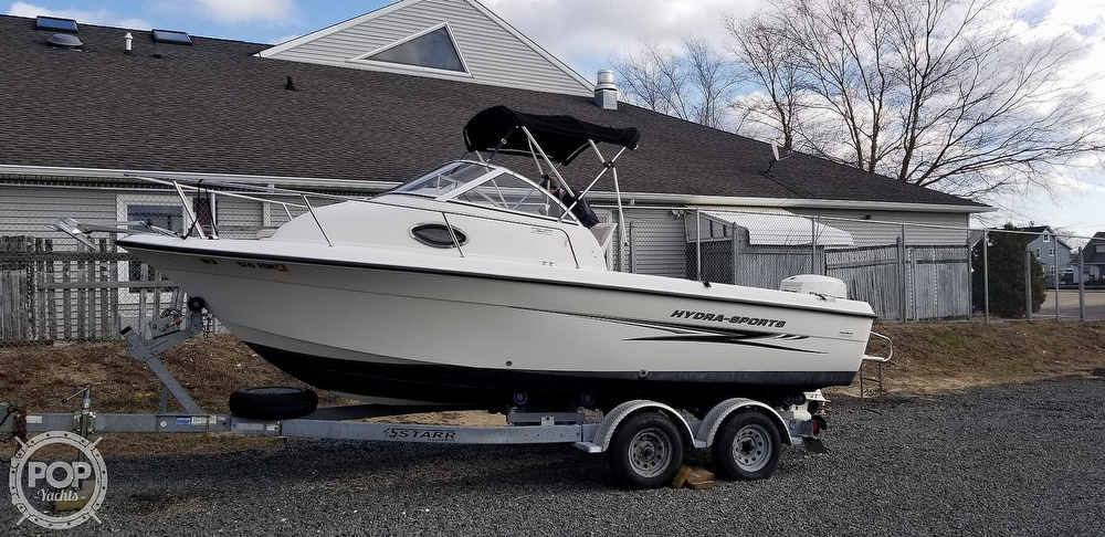 2008 Hydra-Sports boat for sale, model of the boat is 212 WA Lightning & Image # 40 of 40