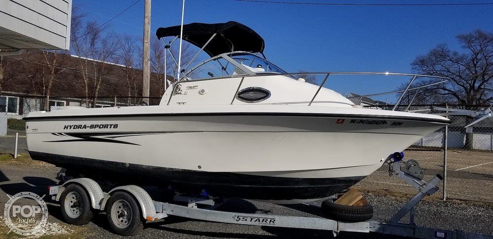 2008 Hydra-Sports boat for sale, model of the boat is 212 WA Lightning & Image # 28 of 40