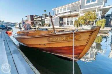Custom Swedish Canal, 20', for sale - $11,999