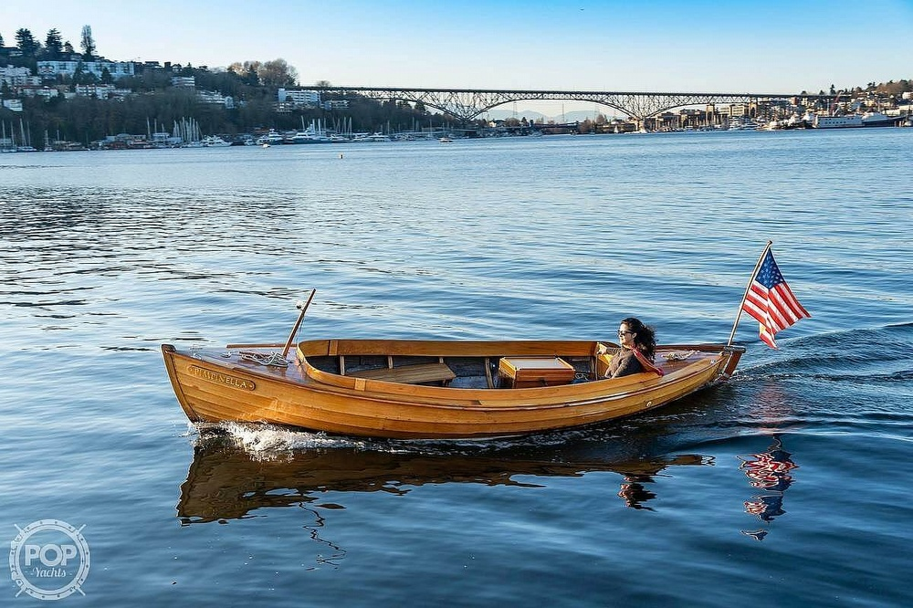 1961 Custom boat for sale, model of the boat is Swedish Canal & Image # 2 of 40