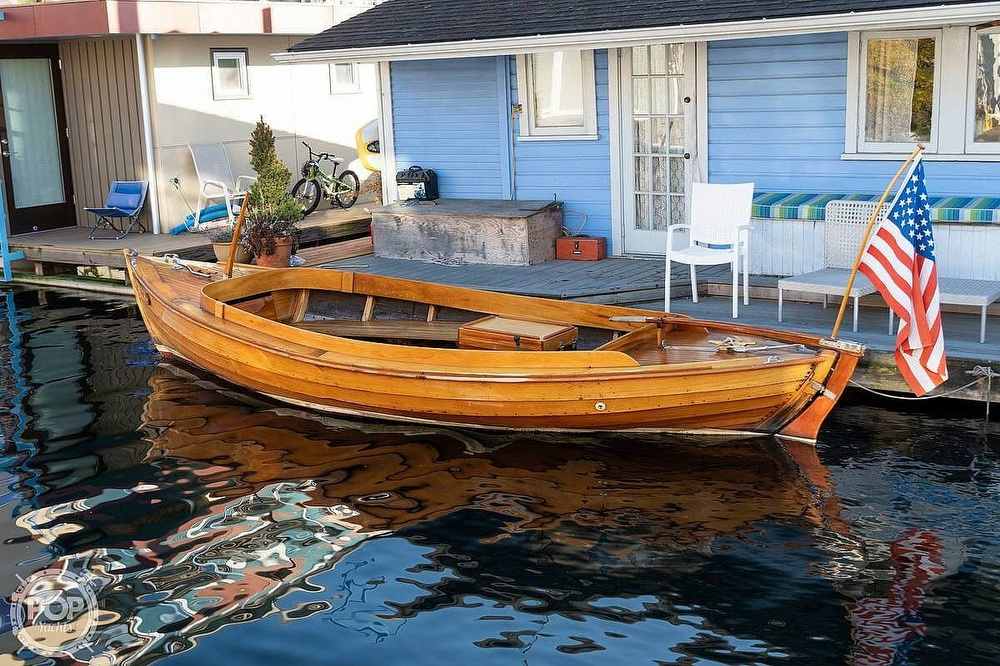 1961 Custom boat for sale, model of the boat is Swedish Canal & Image # 6 of 40