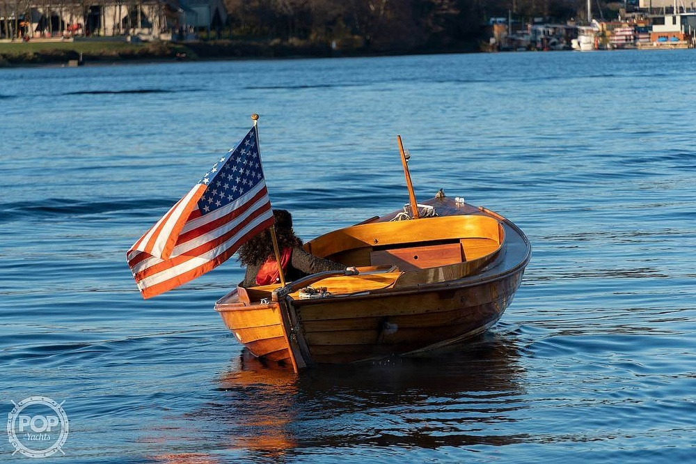 1961 Custom boat for sale, model of the boat is Swedish Canal & Image # 12 of 40