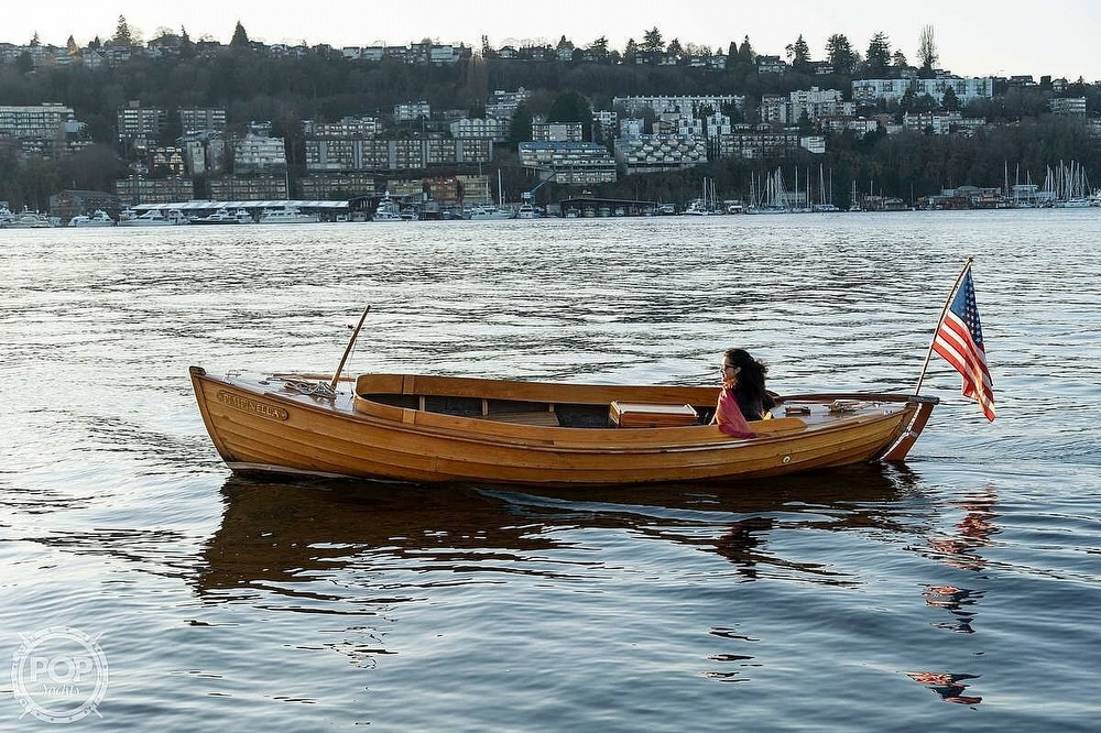 1961 Custom boat for sale, model of the boat is Swedish Canal & Image # 11 of 40