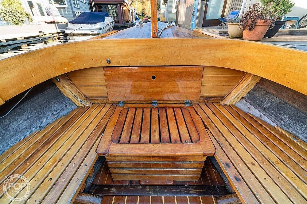 1961 Custom boat for sale, model of the boat is Swedish Canal & Image # 8 of 40