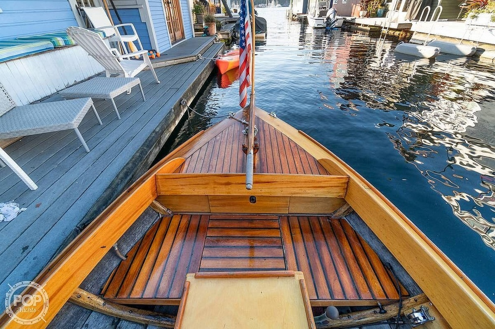 1961 Custom boat for sale, model of the boat is Swedish Canal & Image # 13 of 40