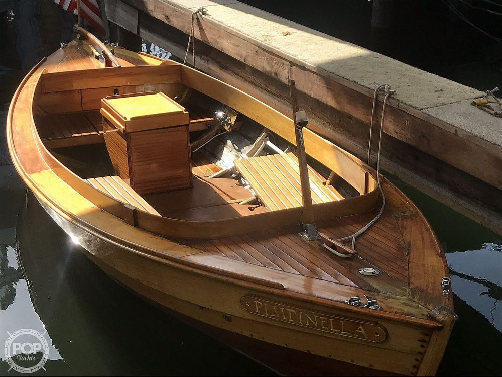 1961 Custom boat for sale, model of the boat is Swedish Canal & Image # 16 of 40
