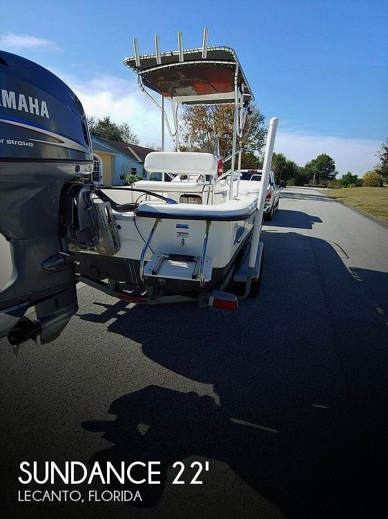 Used Sundance  Boats For Sale by owner | 2008 Sundance 22'