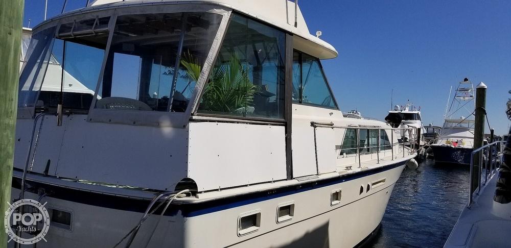 1977 43 foot Hatteras Double Cabin Motor Yacht - image 2
