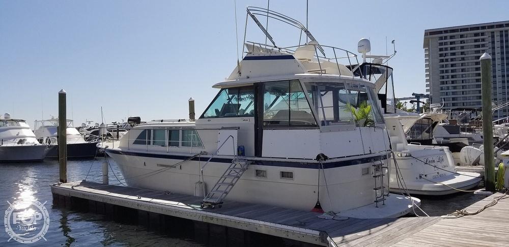 1977 43 foot Hatteras Double Cabin Motor Yacht - image 3