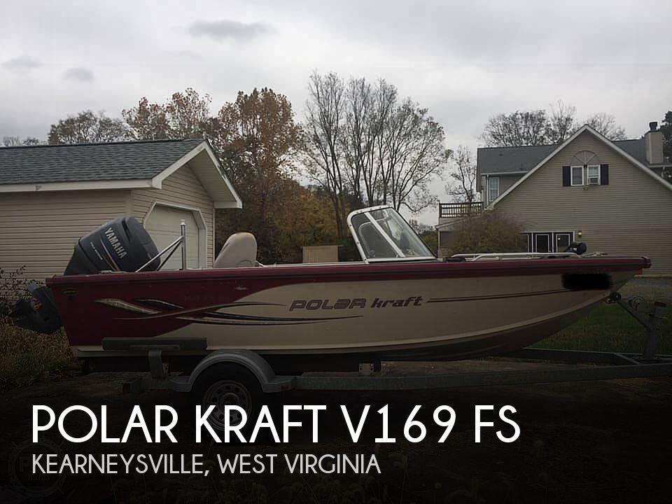 2005 POLAR KRAFT V169 FS for sale