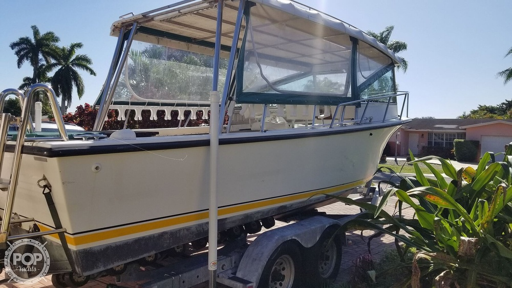 1996 C-Hawk boat for sale, model of the boat is 26 & Image # 20 of 40
