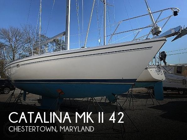 Used Boats For Sale in York, Pennsylvania by owner | 2004 Catalina Mk II 42