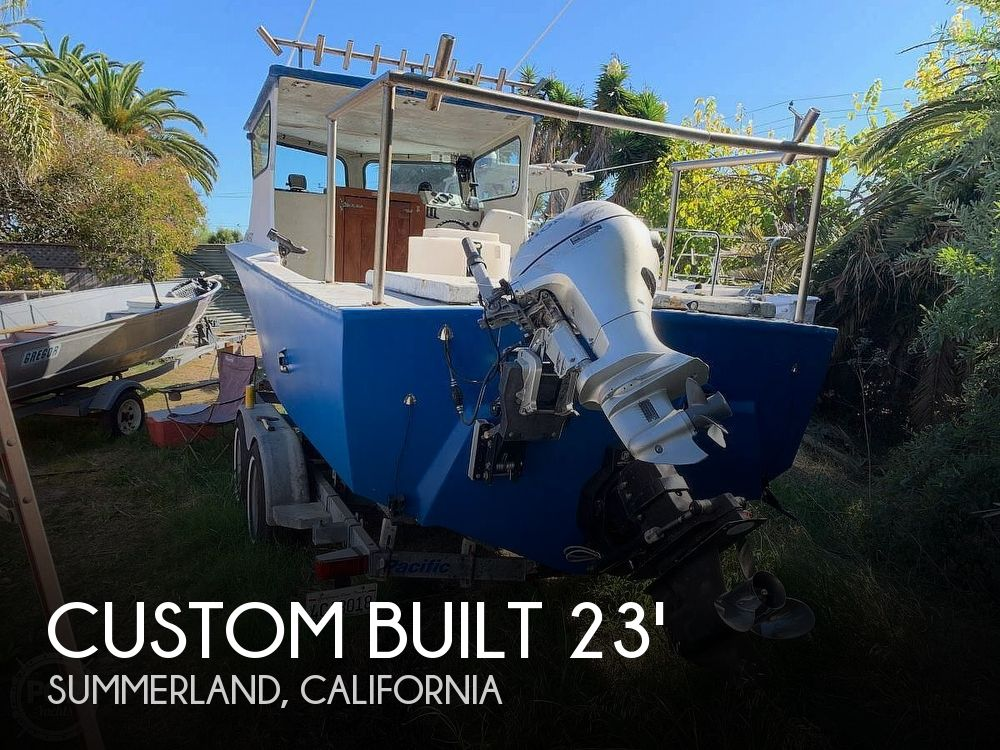 Used Island boat works Boats For Sale by owner | 1969 23 foot Island Boat Works Fishing Boat