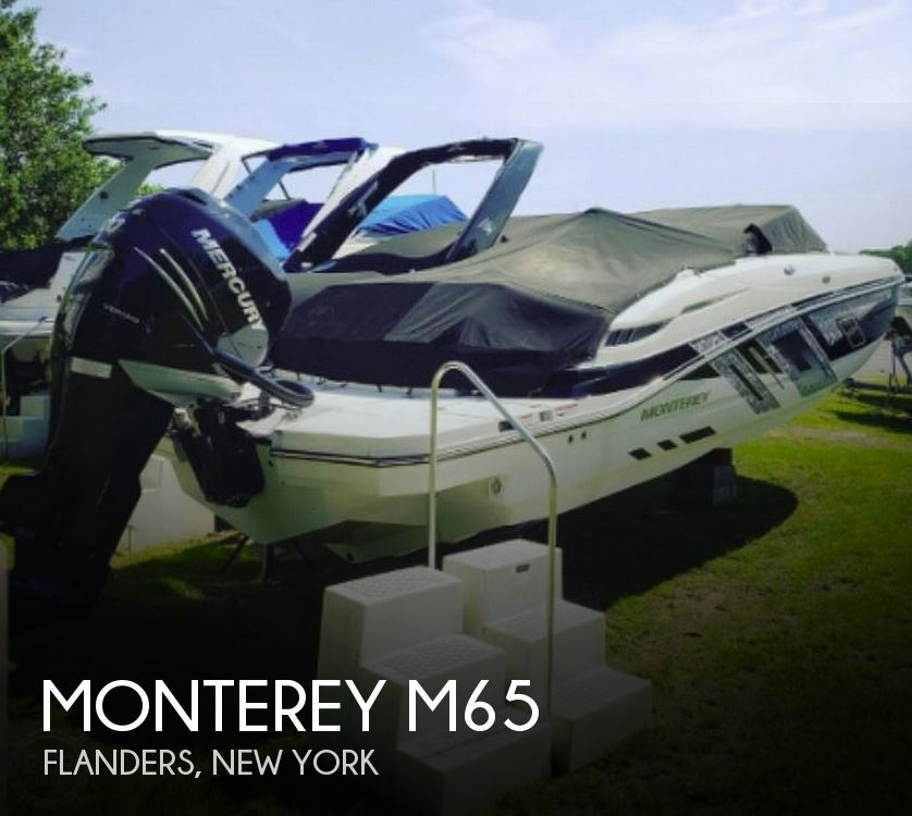 Used Monterey Boats For Sale by owner | 2018 Monterey M65