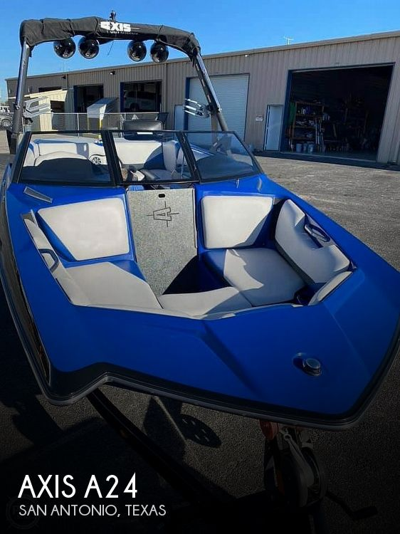 Used Boats For Sale in Austin, Texas by owner | 2015 Axis A24