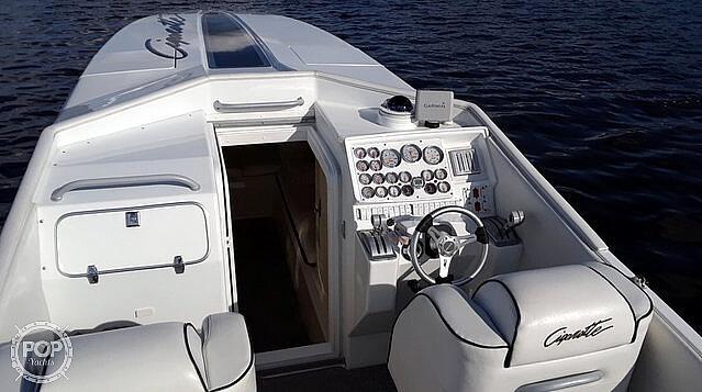 1987 Cigarette boat for sale, model of the boat is Cafe Racer 35 & Image # 4 of 40