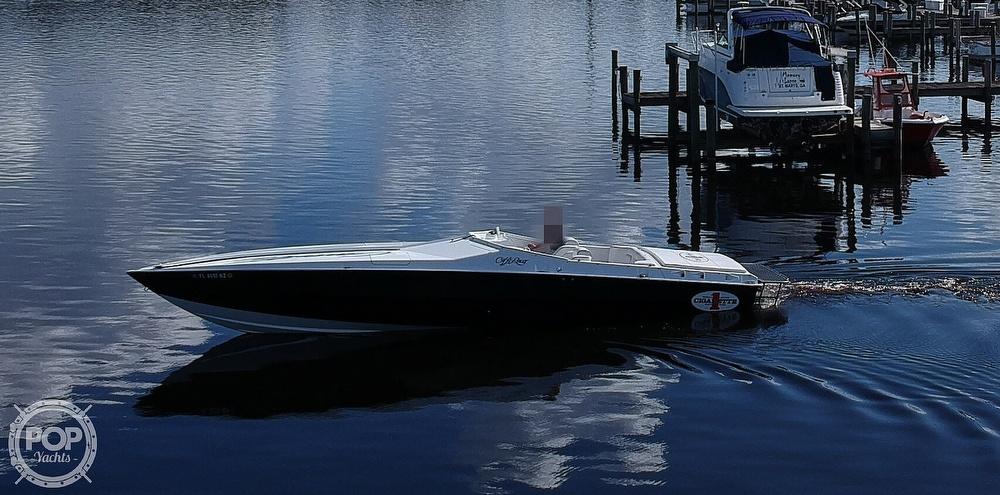1987 Cigarette boat for sale, model of the boat is Cafe Racer 35 & Image # 13 of 40
