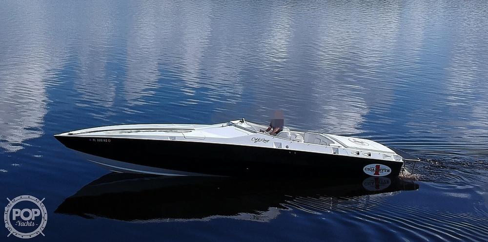 1987 Cigarette boat for sale, model of the boat is Cafe Racer 35 & Image # 14 of 40