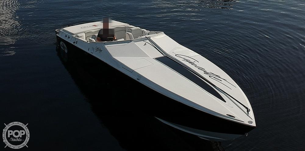 1987 Cigarette boat for sale, model of the boat is Cafe Racer 35 & Image # 16 of 40
