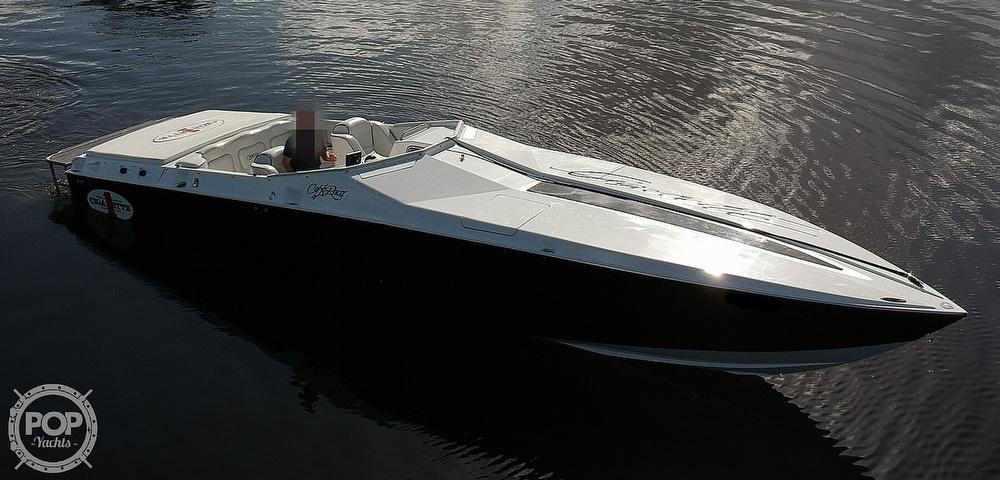 1987 Cigarette boat for sale, model of the boat is Cafe Racer 35 & Image # 3 of 40