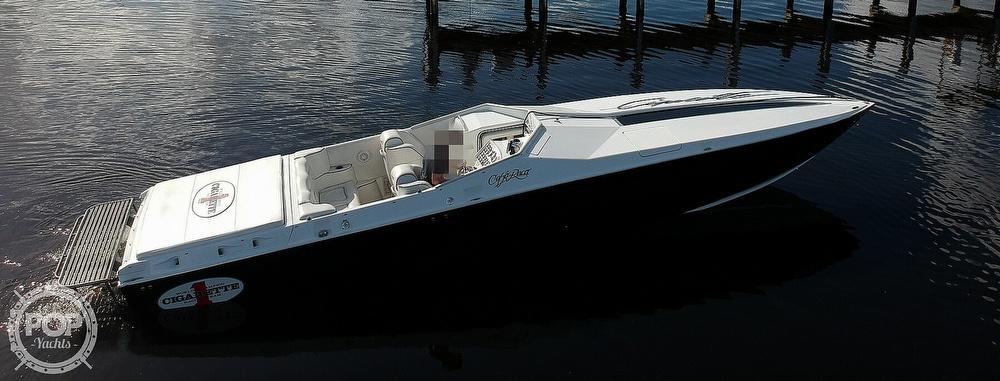 1987 Cigarette boat for sale, model of the boat is Cafe Racer 35 & Image # 17 of 40