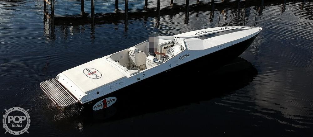 1987 Cigarette boat for sale, model of the boat is Cafe Racer 35 & Image # 18 of 40