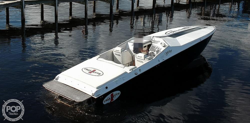 1987 Cigarette boat for sale, model of the boat is Cafe Racer 35 & Image # 19 of 40