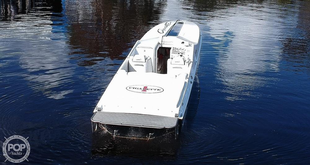 1987 Cigarette boat for sale, model of the boat is Cafe Racer 35 & Image # 21 of 40