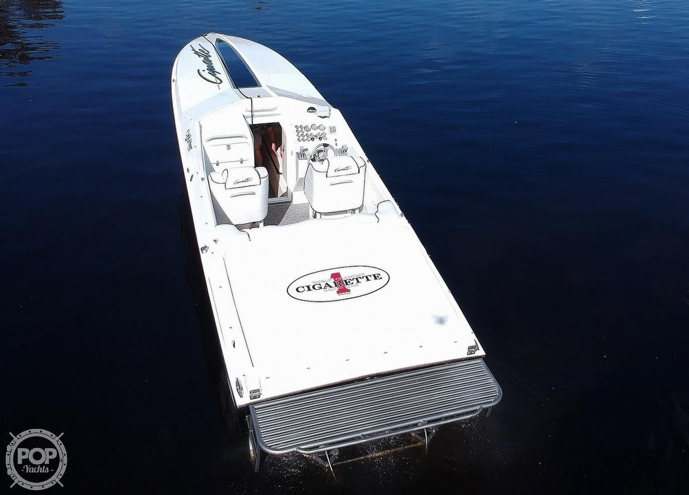 1987 Cigarette boat for sale, model of the boat is Cafe Racer 35 & Image # 24 of 40