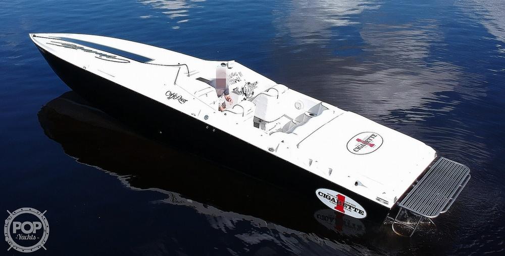 1987 Cigarette boat for sale, model of the boat is Cafe Racer 35 & Image # 25 of 40