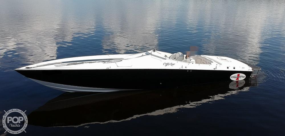 1987 Cigarette boat for sale, model of the boat is Cafe Racer 35 & Image # 27 of 40
