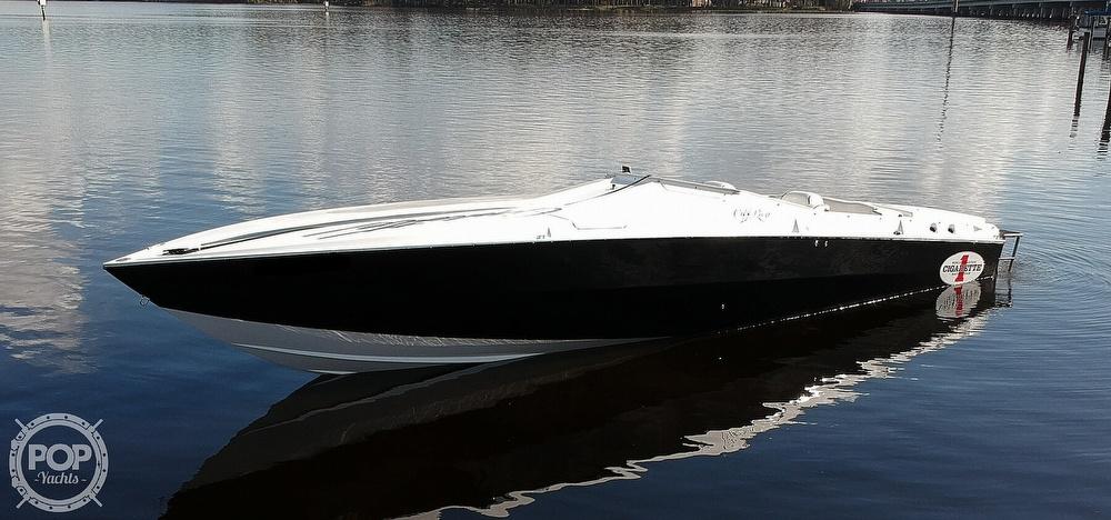 1987 Cigarette boat for sale, model of the boat is Cafe Racer 35 & Image # 29 of 40