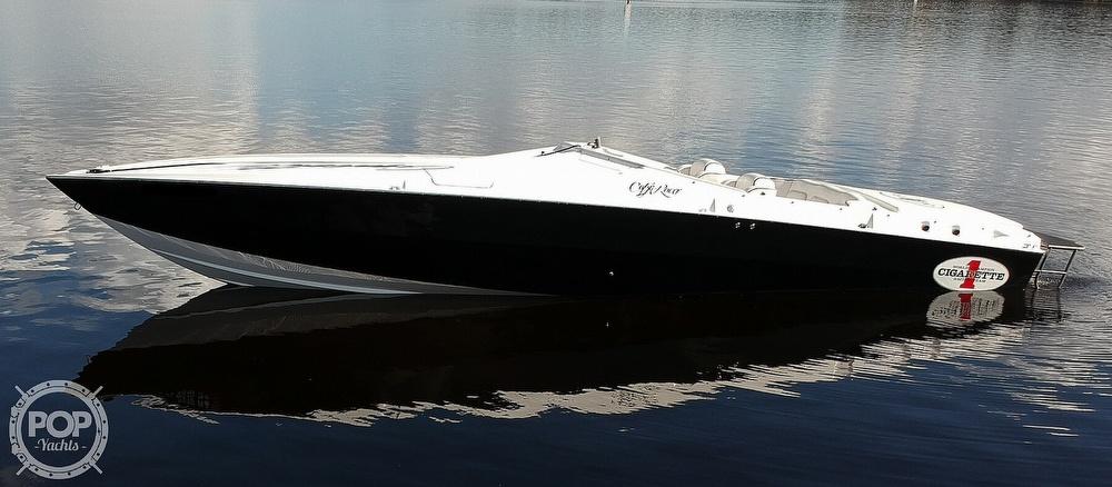 1987 Cigarette boat for sale, model of the boat is Cafe Racer 35 & Image # 30 of 40