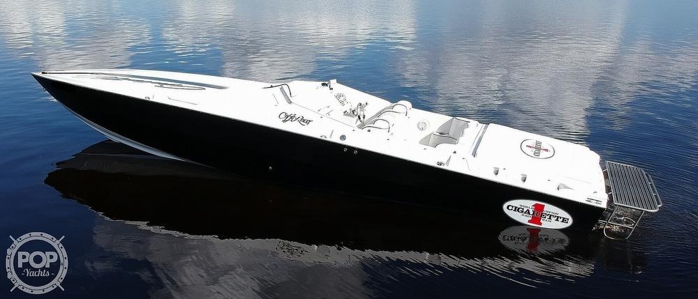 1987 Cigarette boat for sale, model of the boat is Cafe Racer 35 & Image # 31 of 40