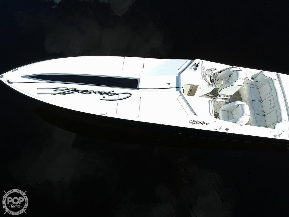 1987 Cigarette boat for sale, model of the boat is Cafe Racer 35 & Image # 2 of 40