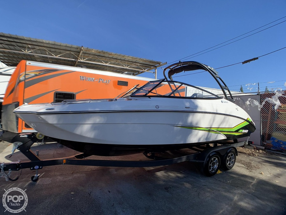 2019 Yamaha boat for sale, model of the boat is AR240 & Image # 7 of 40