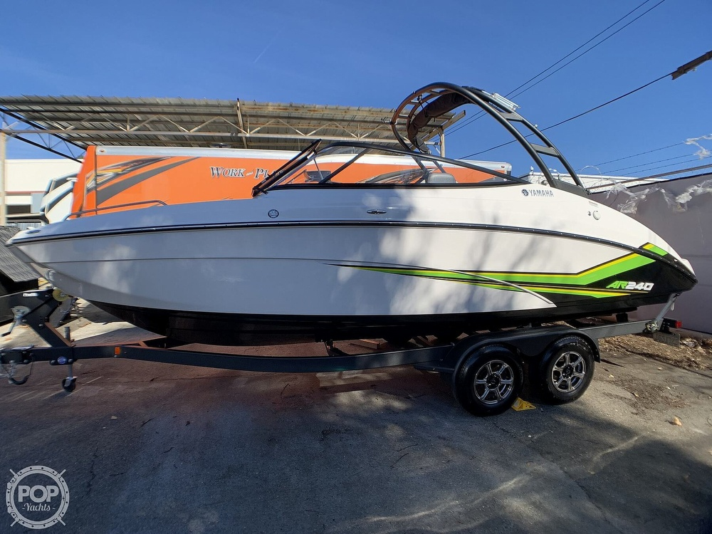 2019 Yamaha boat for sale, model of the boat is AR240 & Image # 8 of 40