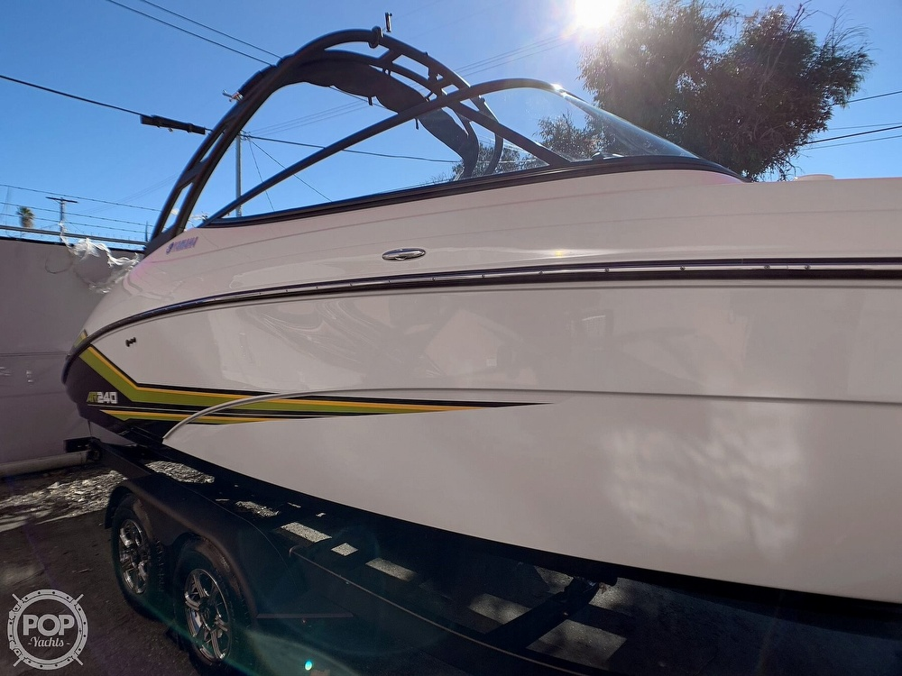 2019 Yamaha boat for sale, model of the boat is AR240 & Image # 10 of 40