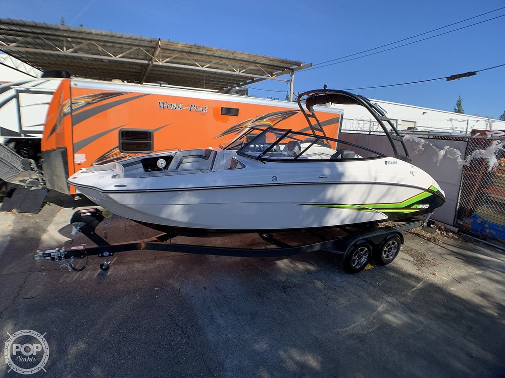 2019 Yamaha boat for sale, model of the boat is AR240 & Image # 6 of 40