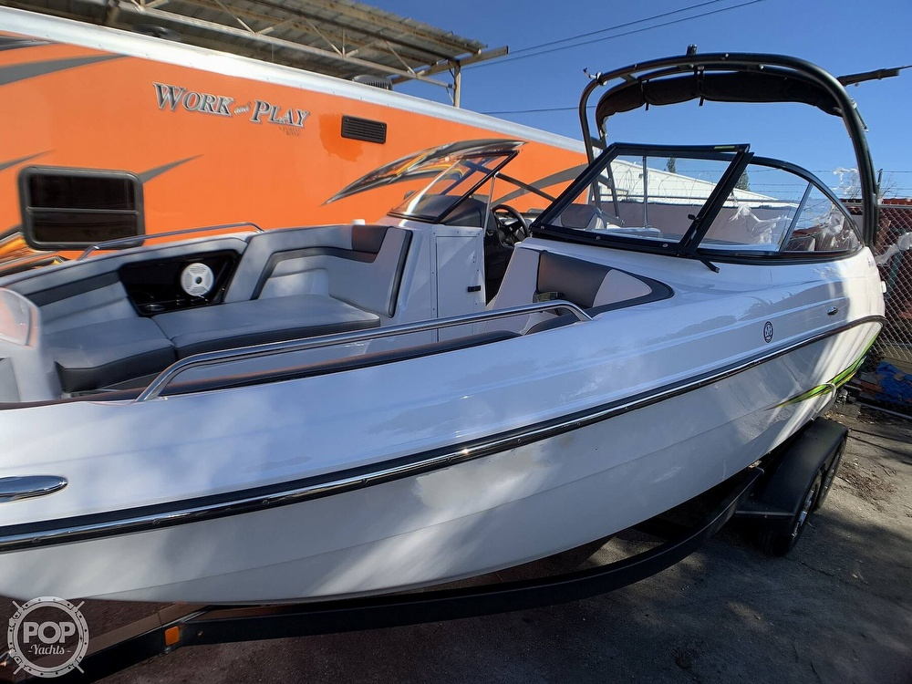 2019 Yamaha boat for sale, model of the boat is AR240 & Image # 11 of 40