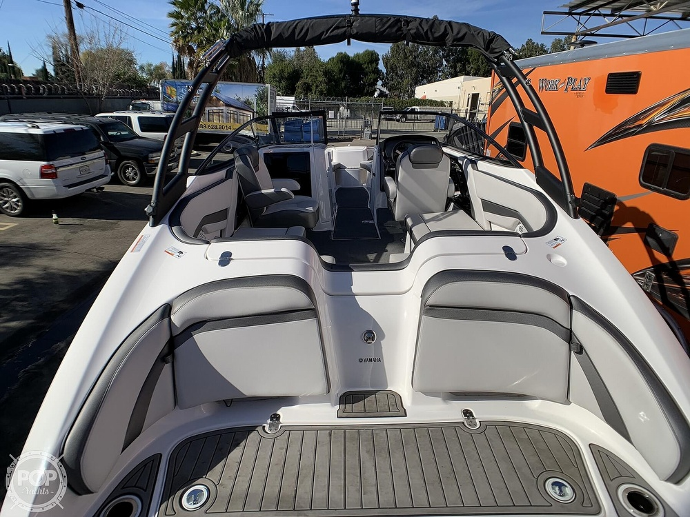 2019 Yamaha boat for sale, model of the boat is AR240 & Image # 17 of 40
