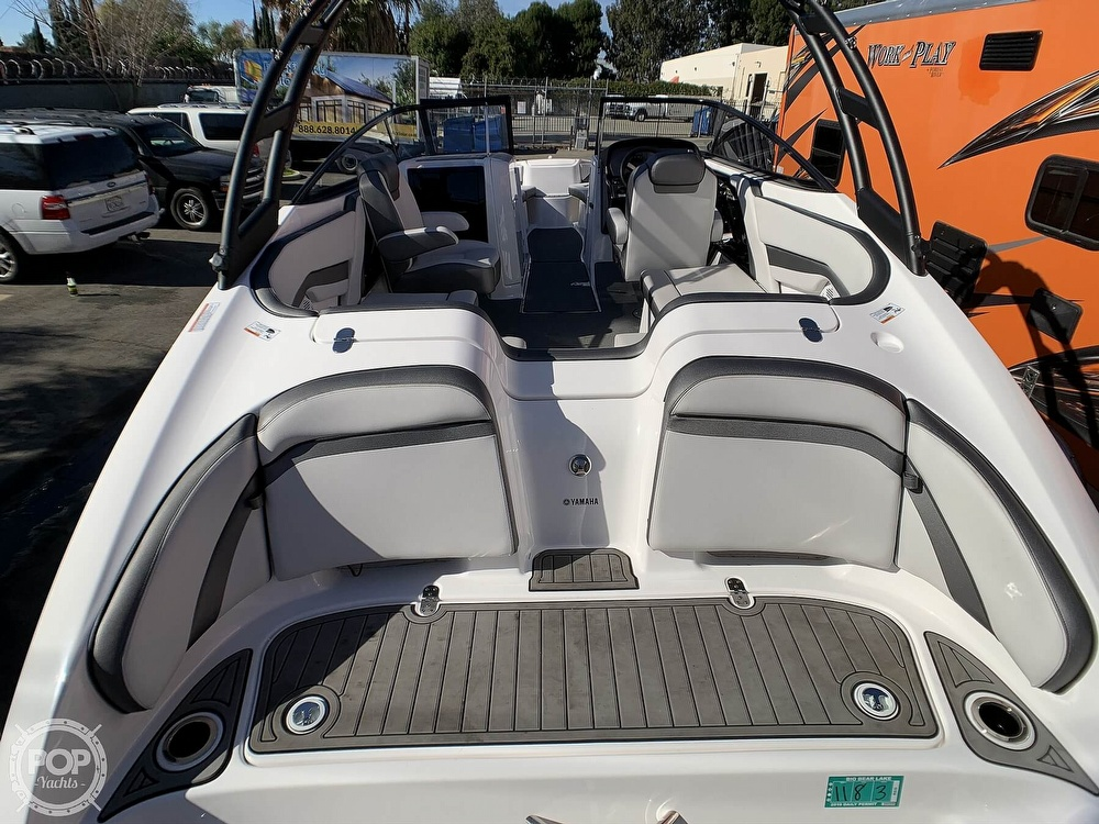 2019 Yamaha boat for sale, model of the boat is AR240 & Image # 5 of 40