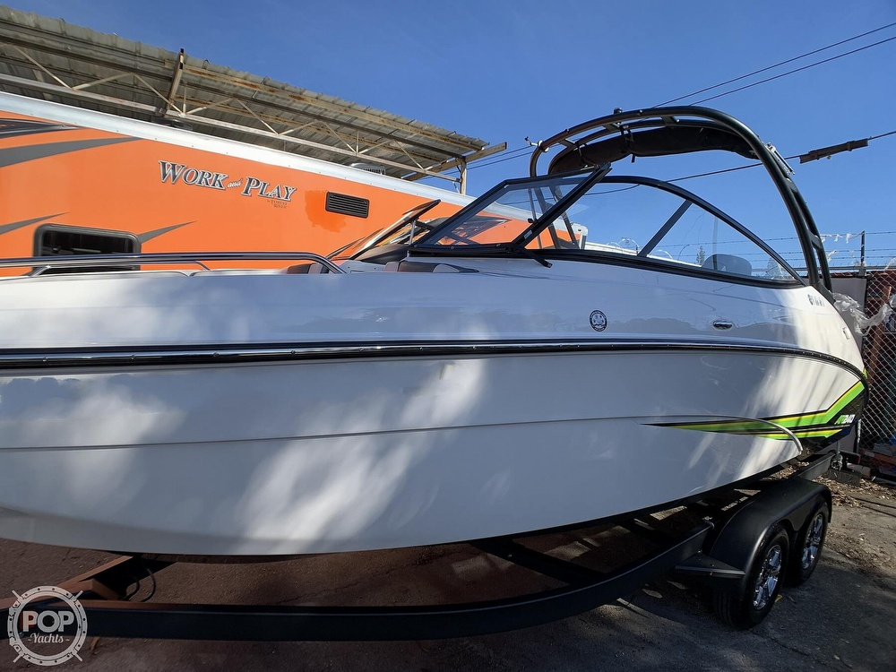 2019 Yamaha boat for sale, model of the boat is AR240 & Image # 20 of 40