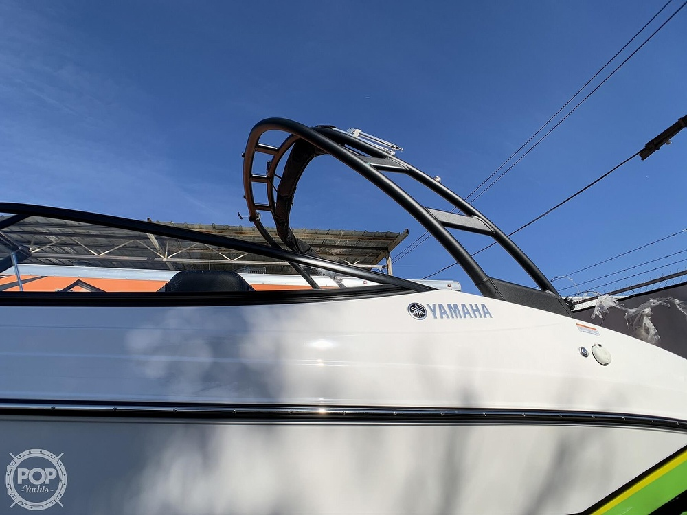 2019 Yamaha boat for sale, model of the boat is AR240 & Image # 22 of 40