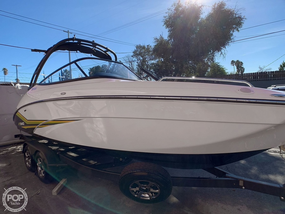 2019 Yamaha boat for sale, model of the boat is AR240 & Image # 25 of 40