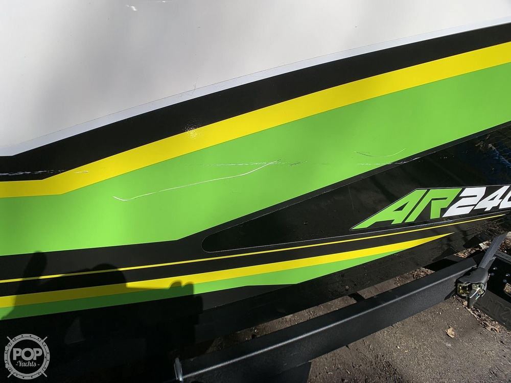 2019 Yamaha boat for sale, model of the boat is AR240 & Image # 27 of 40