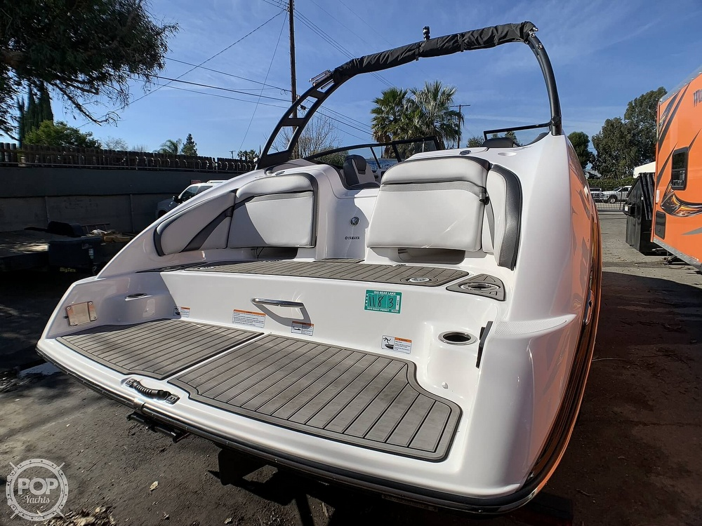 2019 Yamaha boat for sale, model of the boat is AR240 & Image # 30 of 40