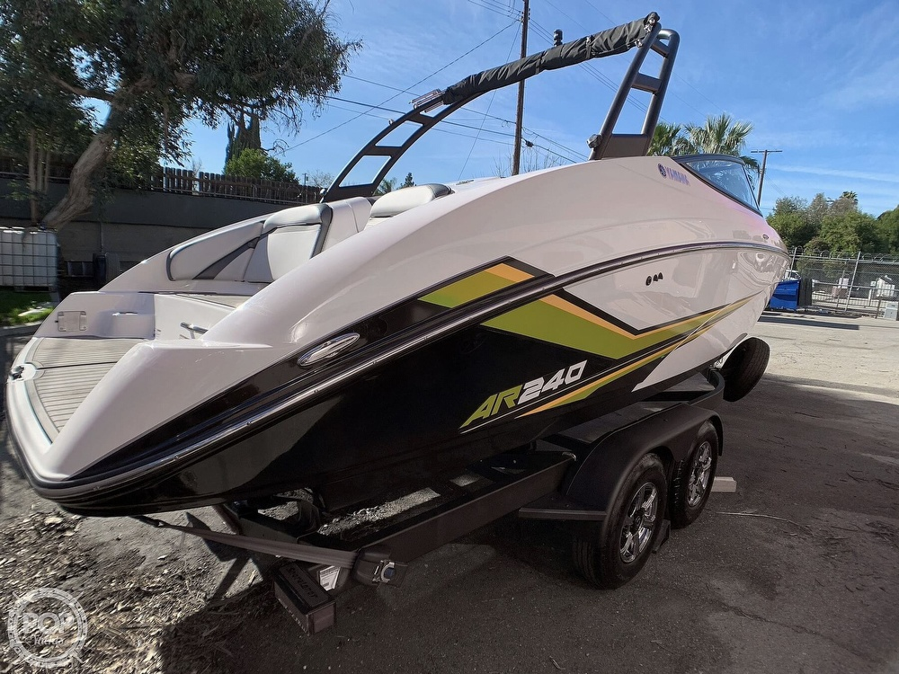 2019 Yamaha boat for sale, model of the boat is AR240 & Image # 31 of 40