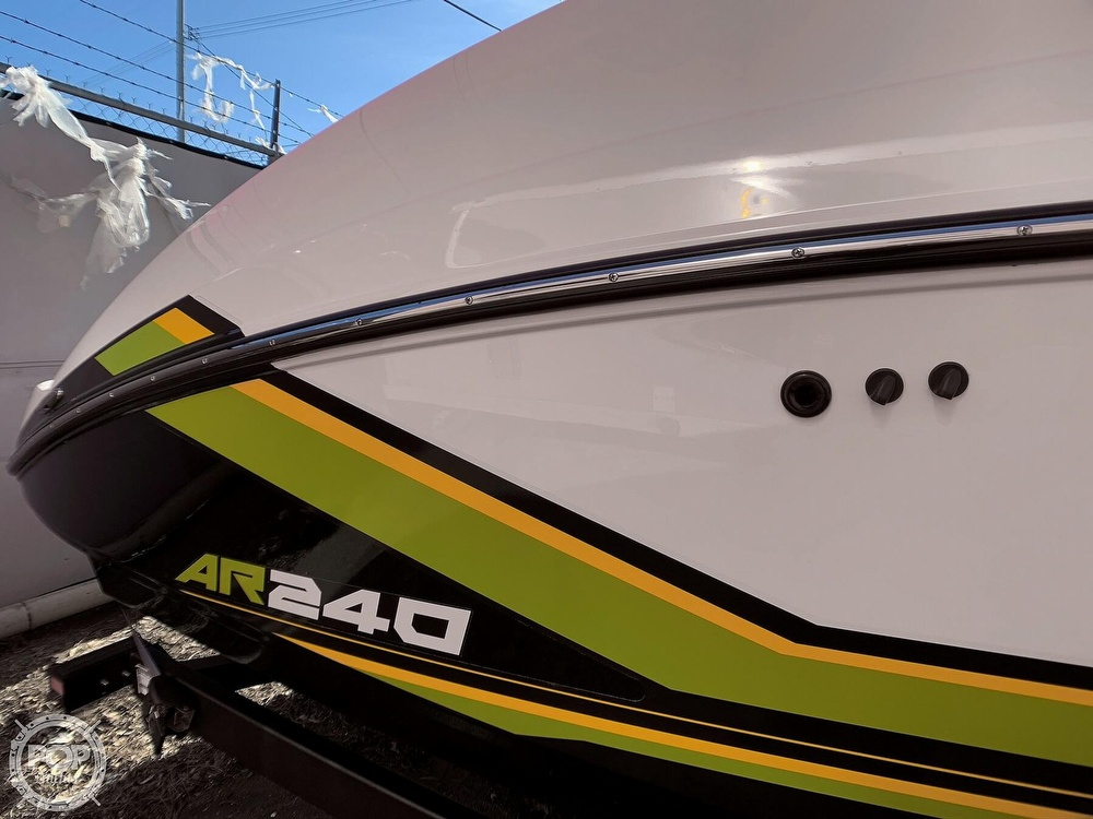 2019 Yamaha boat for sale, model of the boat is AR240 & Image # 34 of 40